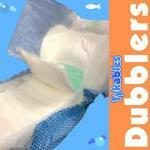 Tykables Dubbler Booster Pads... when a nappy just won't do. Available Now