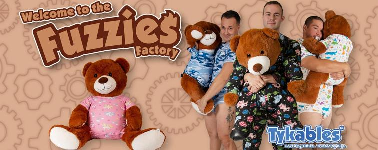 Tykables Ted E Bear Now Available