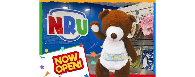 Our NRU showroom is now open and we can't wait to see you!