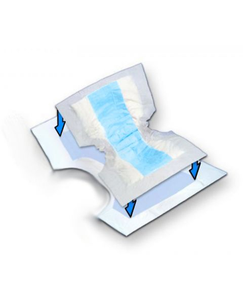 2XL Booster Pads - Pack of 10