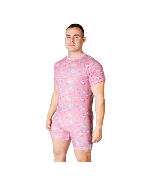Tykables - Snappies Unicorns Romper