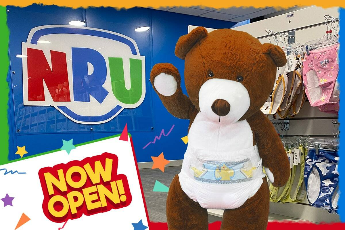 Our NRU Showroom is Now Open!
