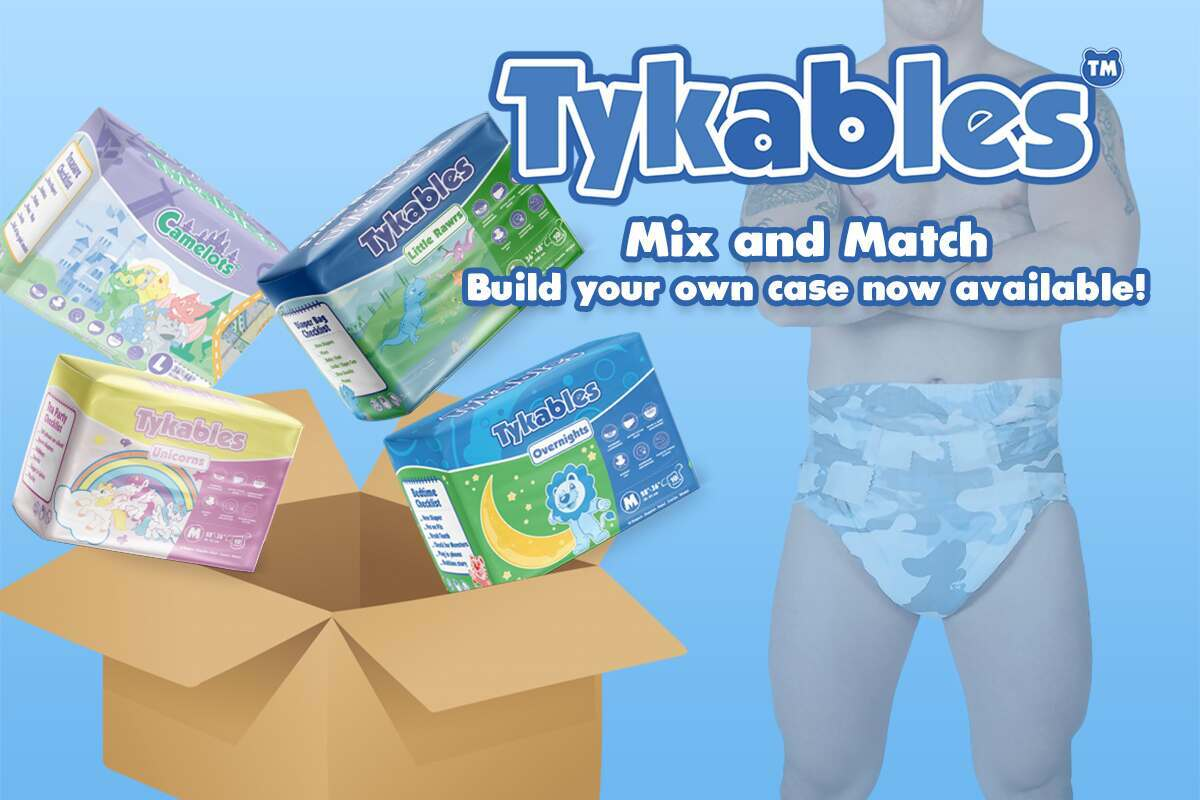 Tykables Mix and Match Case Bundle