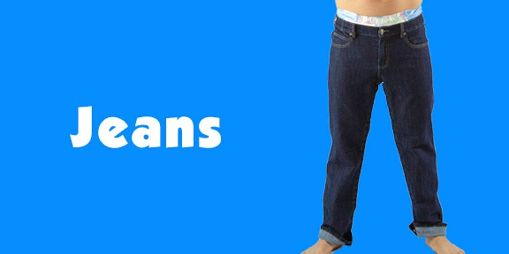 Tykables Denim Jeans